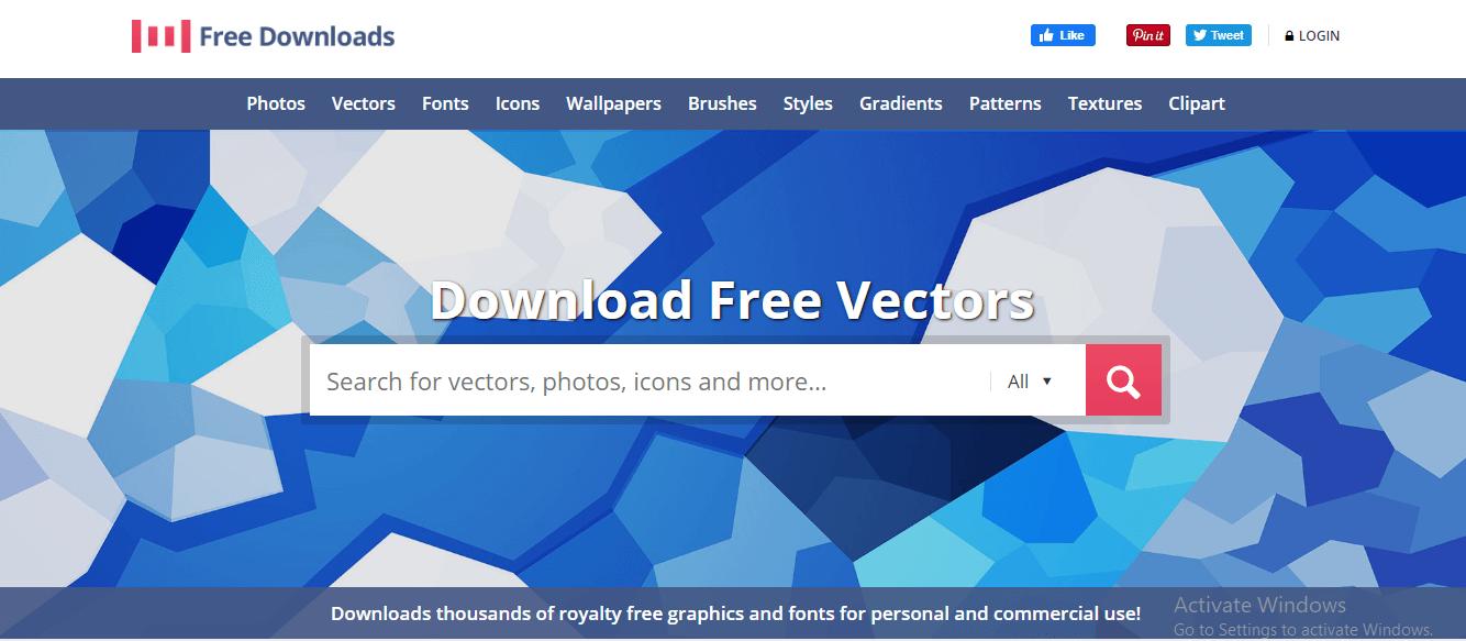 1001 Free Download - - website- download-vector-images