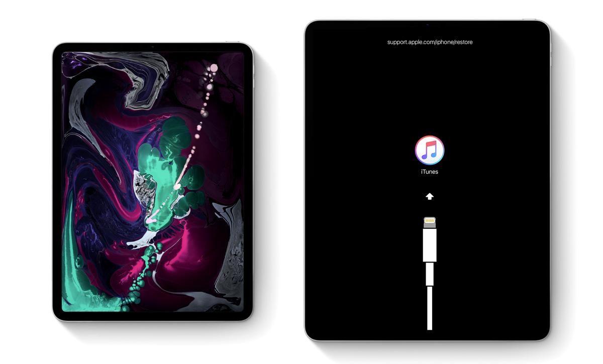 2018-iPad-Pro-Recovery-Mode