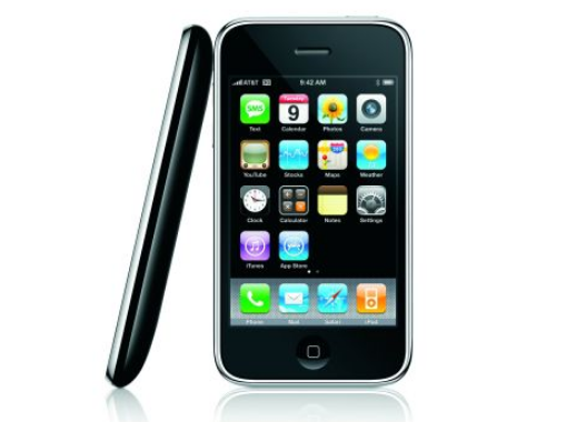 iphone 3G (list of iphone Models)
