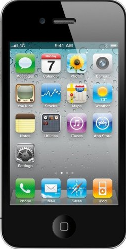 iphone 4 (list of iphone Models)