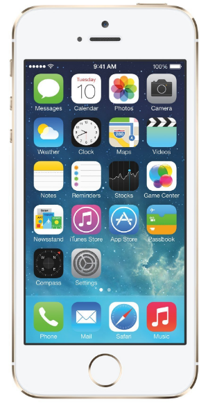 iphone 5s (list of iphone Models)