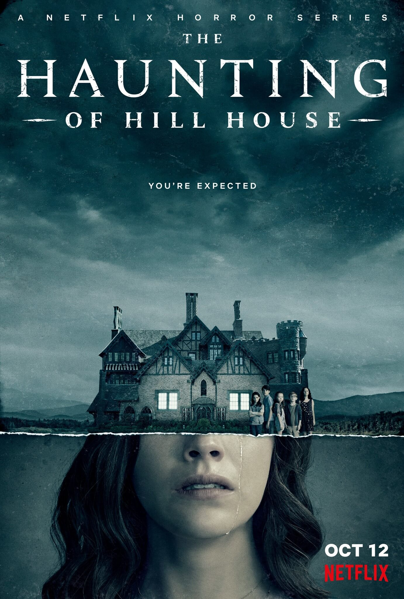 Haunting of the Hill House Netflix Series