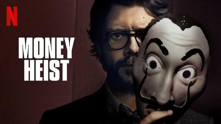 Money Heist Netflix Series