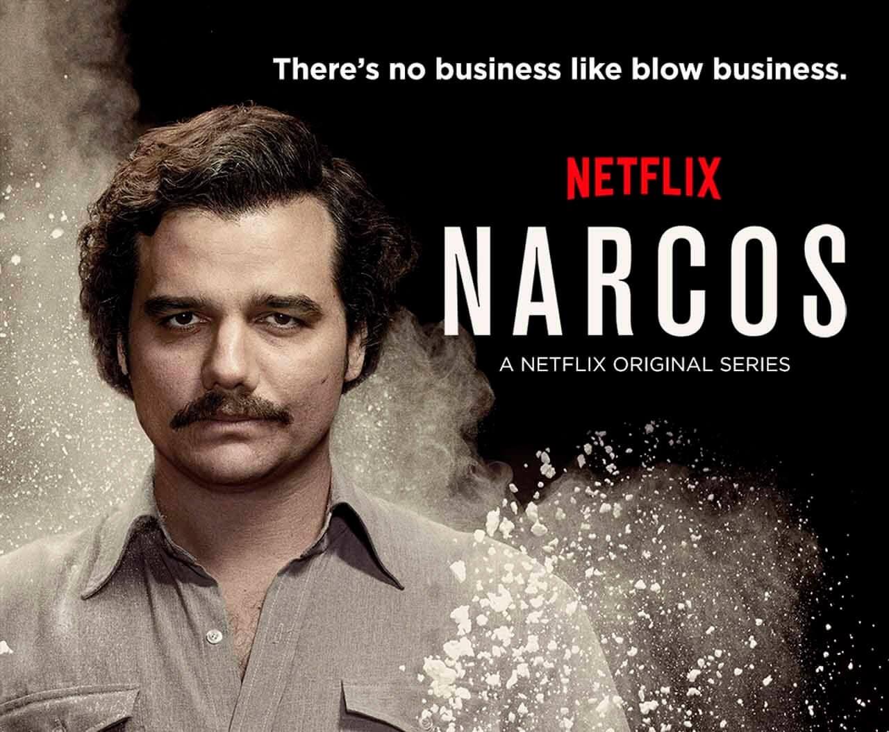 Narcos Netflix Series