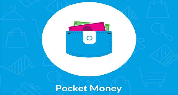 Pocket Money Refer and Earn