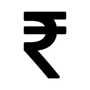 Rupee Symbol Font