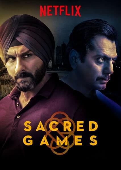 Sacred Games Netflix Series