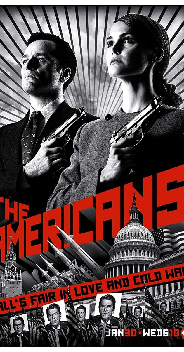 The Americans Hotstar Series