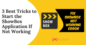 3 Best Tricks to Start the ShowBox Application If Not Working