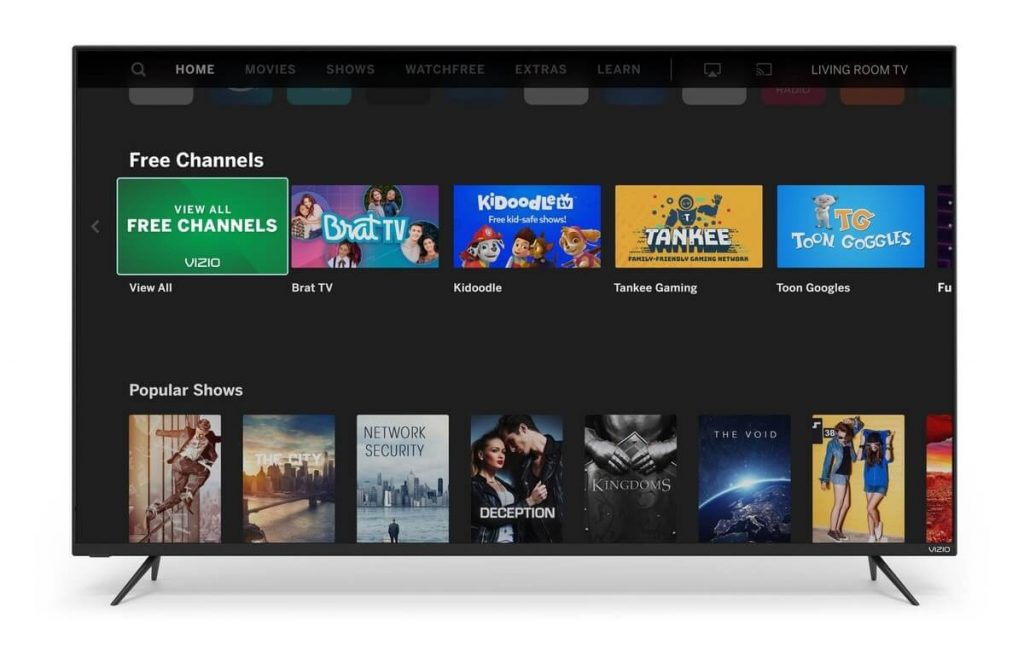 6 methods to fix smartcast tv not available error