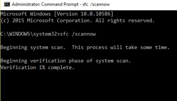 Adminitrator Command Prompt
