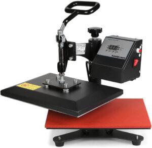 BestEquip best heat press machine for tshirts