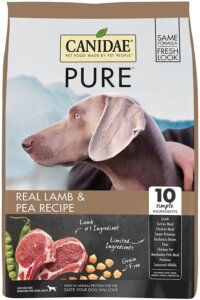 Canidae Pure Limited Ingredient best dog foods for german shepherds