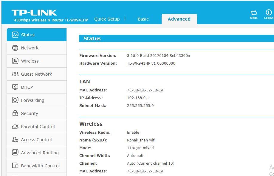 Click- on- Advanced -change-WiFi-password