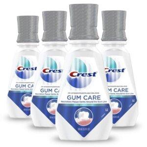Crest GumCare best mouthwash For Bleeding Gums
