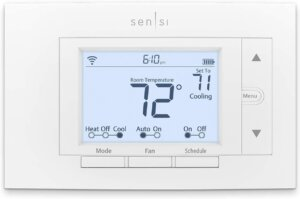 Emerson Sensi Wi-Fi Best Smart Thermostats for Multiple Zones