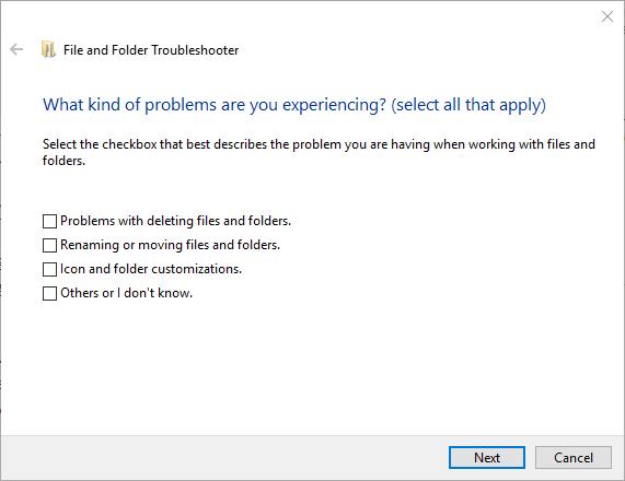 Error 0x80004005 3