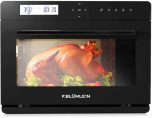 F.Bluemelin best countertop convection microwave oven 2020
