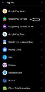 Fix Error Code 910 in Google Play Store (1)