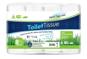 Freedom Living RV Septic Safe Toilet Paper