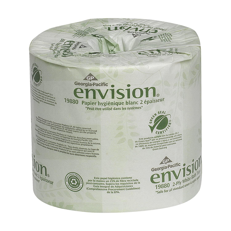 Georgia Pacific Embossed Toilet Paper