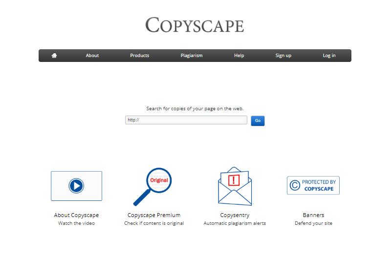 Go-To-Copyscape