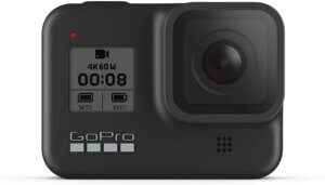 GoPro Hero 8 Best Travel Gadgets for Bagpackers