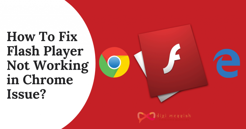 How To Fix Flash Player Not Working in Chrome Issue_