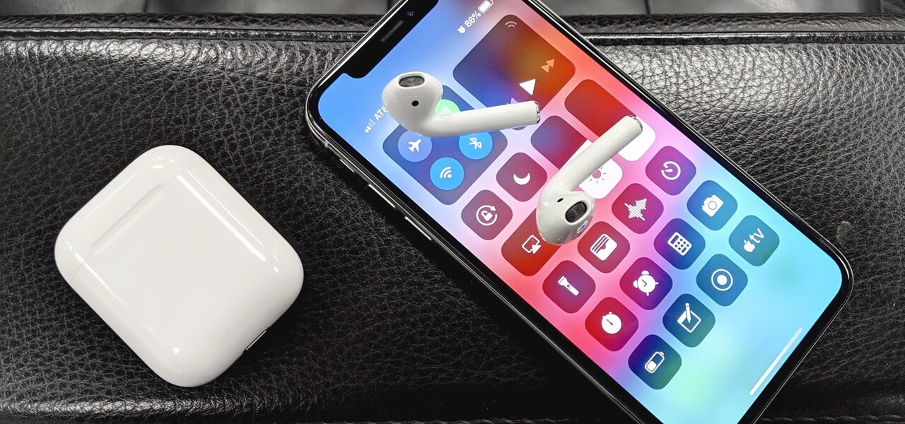 How to Connect your AirPods to the iPhone?