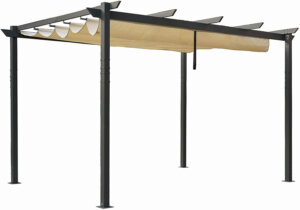 Kozyard Morgan best pergola kits