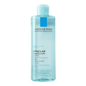 La Roche Posay best eye makeup remover for mature skin