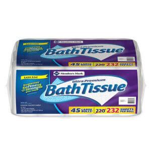 Members mark Bath Septic Safe Toilet Paper