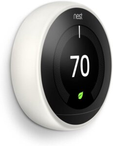 Nest 3rd generation best smart thermostats for multiple zones