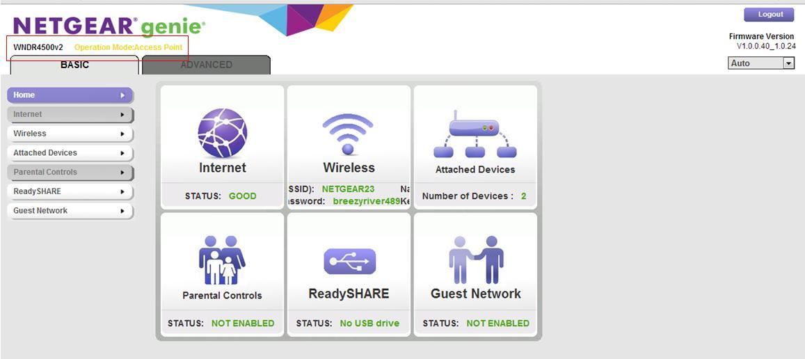 Netgear- Router- Login- Reset-Netgear- Router