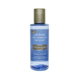 Neutrogena best eye makeup remover for dry skin