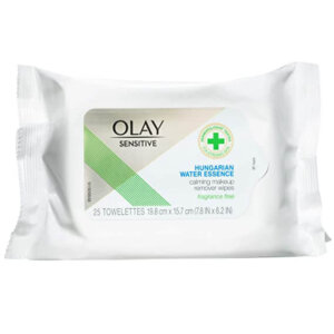 Olay Sensitive best eye makeup remover for mature skin