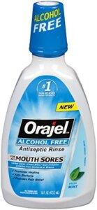 Orajel best mouthwash For Bleeding Gums