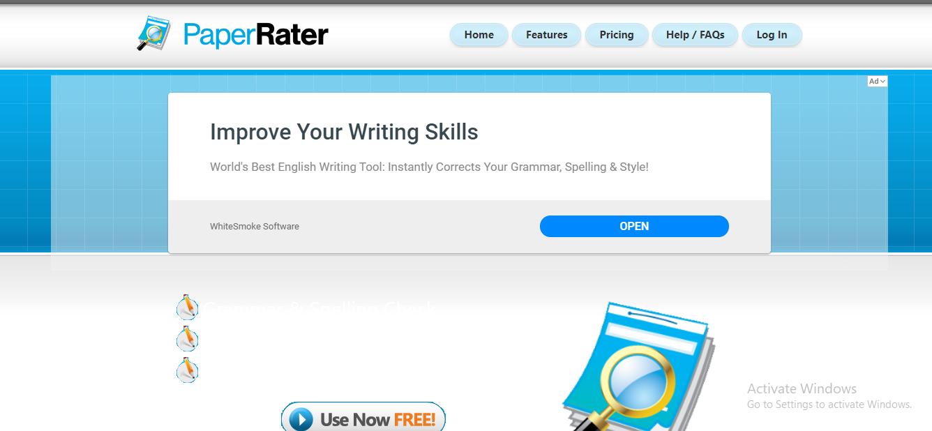 PaperRater- Best-Copyscape-Alternative
