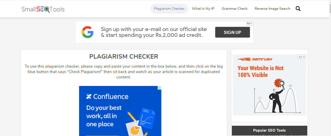 Plagiraism Checker-Best-Copyscape-Alternative