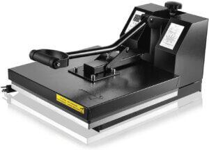PowerPress best heat press machine for tshirts