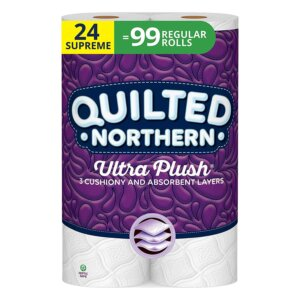 Quilted Northern Ultra Plush Septic Safe Toilet Paper