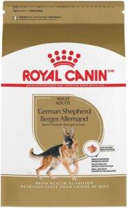Royal Canin best dog foods for german shepherd