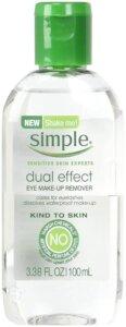 Simple Kind best eye makeup remover for mature skin