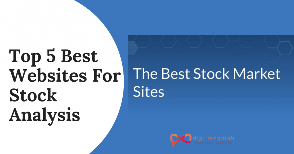 Top 5 Best Websites For Stock Analysis