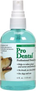Top performance best dog dental spray