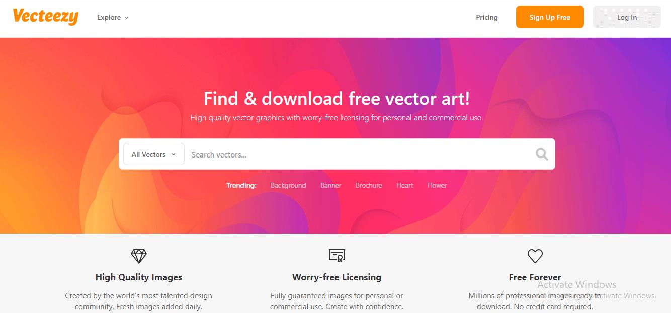Vecteezy - - website- download-vector-images