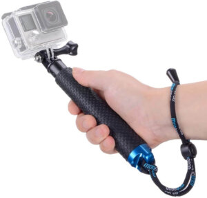 Vicdozia portable best gorpro selfie stick