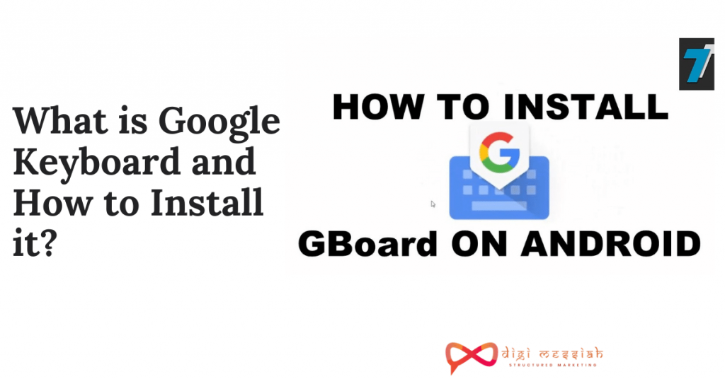 What is Google Keyboard and How to Install it