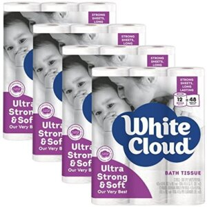 White Cloud best Septic Safe Toilet Paper
