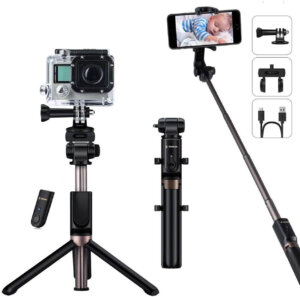 Yokkao upgraded waterproof best gopro selfie stick